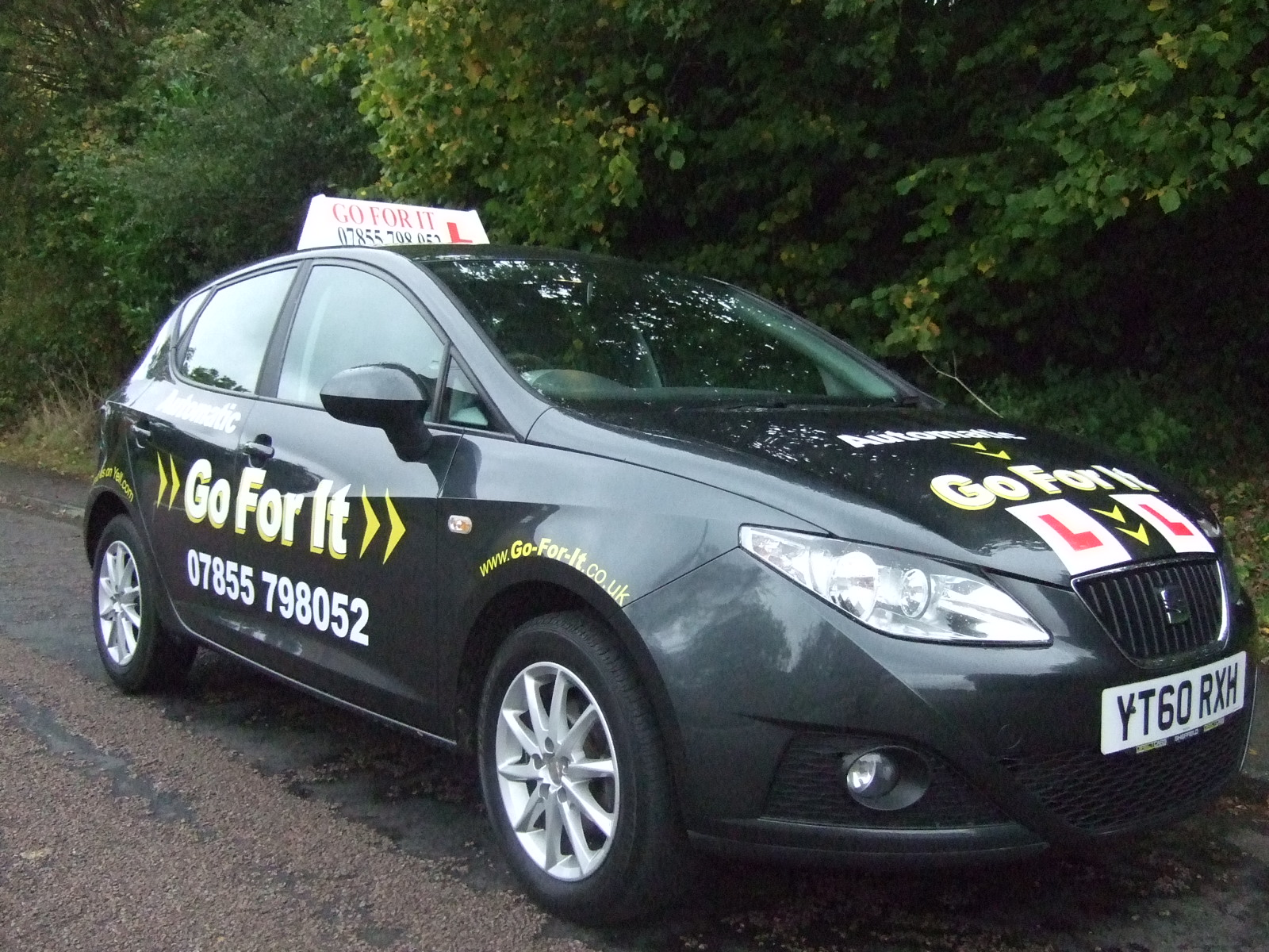 Automatic Driving School in Chesterfield