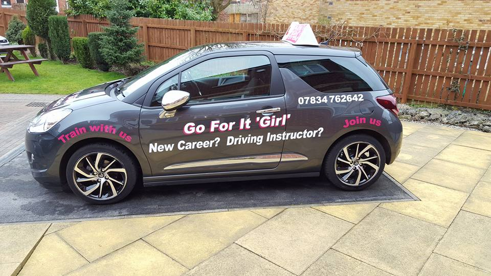 Female Driving Lessons in Barnsley