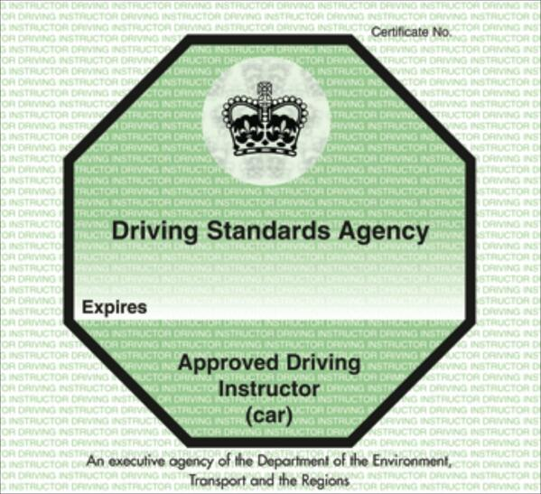 Become An Approved Driving Instructor in Sheffield