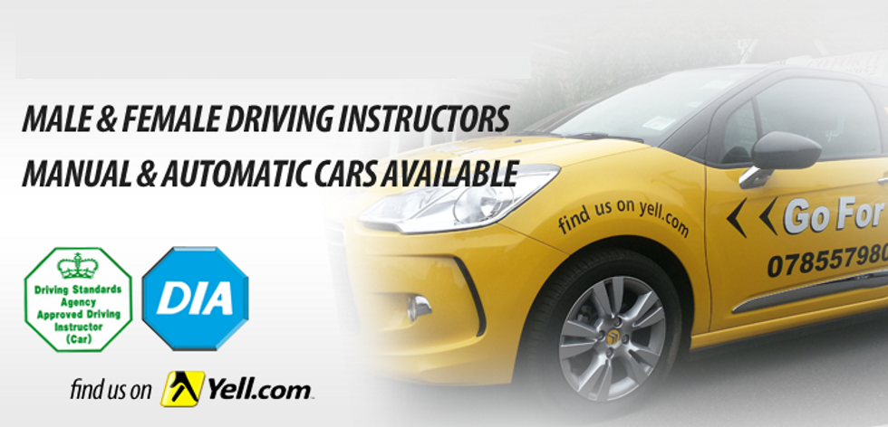 Automatic Driving Lessons in Whitwell
